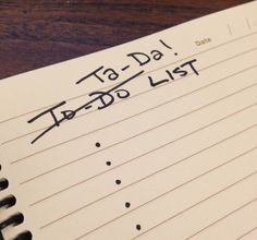 to do list - Google Search