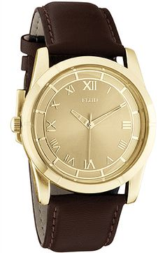 Flud Watches The Moment Watch in Gold, Save 20% off with Rep Code: PAMM6 #karmaloop #fashion