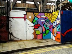 London Street Art Catch Up: Part 2