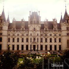 Chateau de Challain en #Francia. | #Castillos #Castles