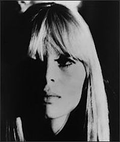 Nico of Alain Delon/ Andy Warhol/ Velvet Underground/ Chelsea Girl/ fame; everybody's muse (including Jim Morrison's & Bob Dylan's) in the 1960s and a musician in her own right