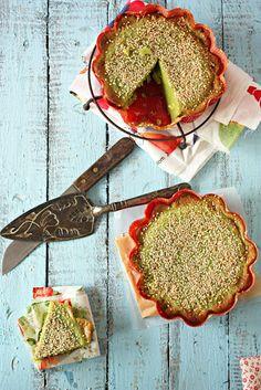 Cherry on a Cake: BAKED PANDAN CAKE ~ KUIH BAKAR PANDAN