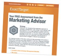 Free Online Assessment of your Interactive Marketing