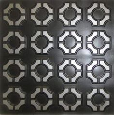 Cheap, Plastic, PVC, Foam Ceiling Tiles are a Great doityourself Home Renovation Idea. Kitchen designs are great for old house improvement. Ceiling Tiles, Ceiling Decor, Ceiling Medallions, Keep In Mind, Cast Iron, Helpful Hints, Antique Silver, Home Improvement, Mosaic