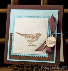 FS305 Bird-Key by JBgreendawn - Cards and Paper Crafts at Splitcoaststampers