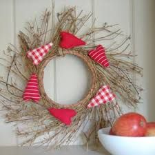 Image result for how to make love hearts out of twigs