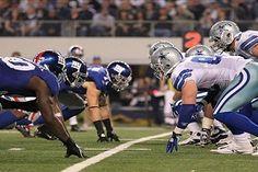 NFL Betting: Giants-Cowboys Rivalry Resumes in Season Opener