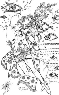 Welcome to Dover Publications Creative Haven Fantasy