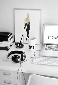 Stylish Work Space