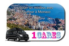 Rent a van with driver in Monaco Monaco, Mercedes Benz, Minibus, Hours Of Service, 8 Passengers, Benz Sprinter, List Of Countries, Montpellier, France Travel