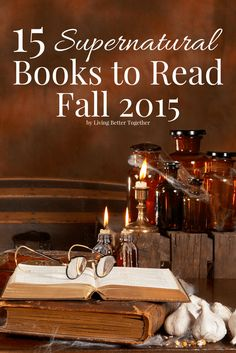 15 Supernatural Books to Read Fall 2015