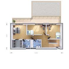 Stavba rodinných domů, projekty rodinných domů - Nabízíme jak typové projekty, tak i projekty na míru s naším unikátním stavebním systémem Durisol.