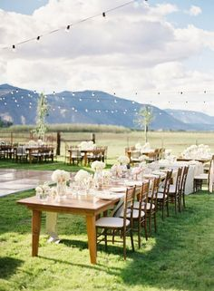 beautiful backyard wedding undividedfocus