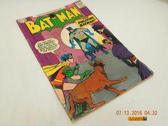 BATMAN #123! PIZZA HUT COLLECTORS' EDITION VOL.1! DC COMICS! FAIR-GOOD! AS IS!