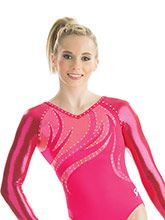 GK Elite Gymnastics - Special Order Women's Long Sleeve Leotards