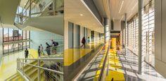 William Jones College Preparatory High School Architect: Perkins+Will