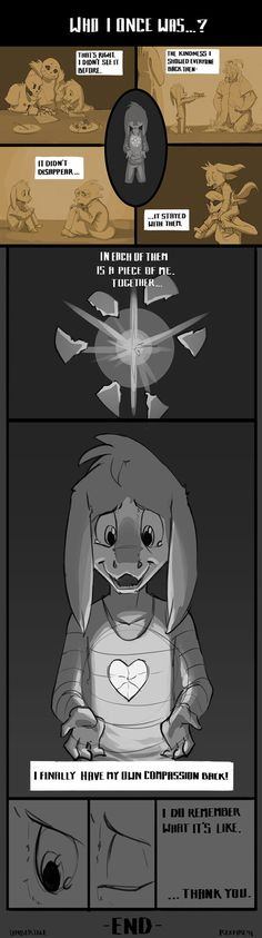 """FIRST PREVIOUS  NEXT This page wins the """"most revised"""" award out of the series! It was going to be a few panels longer but in the end I had to cut them. Without Mercy.... (pun int..."""