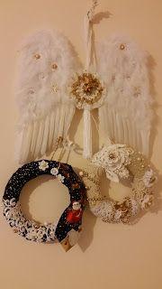 Mirela Mohjazi Handmade: Decoratiuni de Craciun