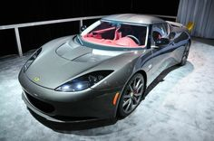 2012 Lotus Evora S - Click image to find more Cars & Motorcycles Pinterest pins