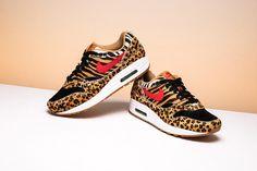 nike dunk low safari leopard x atmos
