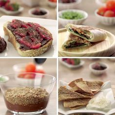 Vegan Zucchini Recipes, Vegan Recipes Videos, Tasty Videos, Vegan Foods, Pineapple Dessert Recipes, Vegan Dessert Recipes, Snack Recipes, Easy Vegan Dinner, Snacks Saludables