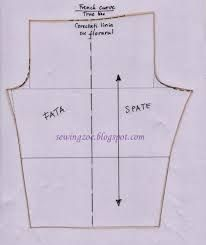 Imagini pentru tipare de croitorie pentru incepatori