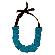 Lucia Turquoise Necklace - Hugssy