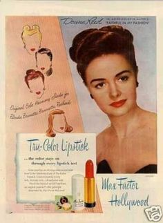 Vintage Beauty Ads | Vintage Beauty and Hygiene Ads of the 1940s (Page 28)