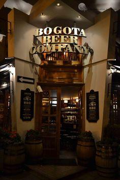 Bogotá Beer Company: Cervejaria Artesanal em Bogotá