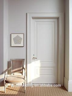 house doors interior Studio McGee pretty Interior Door and Hardware. Interior Door Trim, Interior Door Styles, Best Interior, Home Interior Design, 3 Panel Interior Doors, Modern Interior Doors, Craftsman Interior, Stylish Interior, Brown Interior