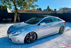 Crazy Cars, Weird Cars, Hyundai Sonata, Rs6 Audi, Bmw, Lamborghini, Notebook, House, Sonata Car