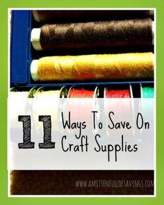 Tips for Saving on C