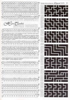 Photo from album & on Yandex. Crochet Diagram, Crochet Chart, Filet Crochet, Crochet Motif, Crochet Stitches, Crochet Blocks, Single Crochet Stitch, Tapestry Crochet, Double Crochet