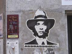 """""""Asssasssiino"""" - Street Art"""