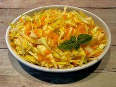 Najlepsze surówki do obiadu! - Blog z apetytem Kitchen Cheat Sheets, Polish Recipes, Polish Food, Asian Recipes, Ethnic Recipes, Coleslaw, Thai Red Curry, Cabbage, Good Food