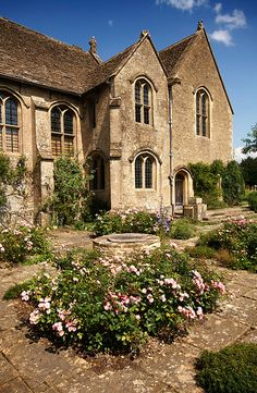 Great Chalfield. The quintessential medieval Manor still in much the same condition as it was first completed in the 1480's