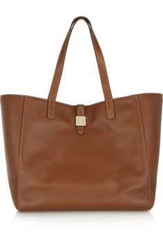 Mulberry | Tessie textured-leather tote | NET-A-PORTER.COM