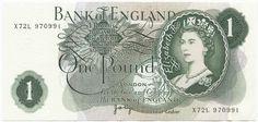 1 Pound 1977 (Elizabeth II)  Großbritannien Königreich