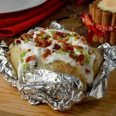 Papa al Horno Rellena Fırın yemekleri Mexican Appetizers, Mexican Food Recipes, Appetizer Recipes, Snack Recipes, Cooking Recipes, Wok, My Favorite Food, Favorite Recipes, Deli Food