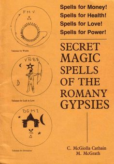 Gypsy Magic learn the old arts of romany gypsies.