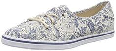 ESPRIT Maria Flower LU, Damen Sneakers, Blau (415 ink), 40 EU - http://on-line-kaufen.de/esprit/40-eu-esprit-damen-maria-flower-lu-sneakers