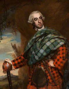 Pryse Campbell (1726–1768), 1762, Francis Cotes