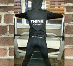 THINK Strength #THINK #strength #fitness #workout #positivethinking #mentalhealth #yoga #yogapants #health #allblackeveything