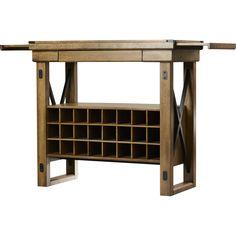Trent Austin Design Bar Cabinet