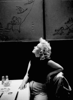 0Marylin Monroe by Ed Feingersh