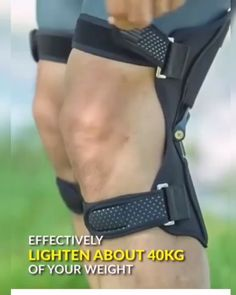 The new, Power Knee Stabilizer Pads support your thighs and calves, while reducing the pressure on your knees. These pads support your legs, directly providing you with the ability to carry any heavy Fitness Workouts, Weight Workouts, Leg Workouts, Training Workouts, Stomach Workouts, Hitt Workout, Knee Exercises, Golf Exercises, Health Tips