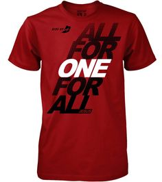 Christian T Shirt All for One for All | eBay