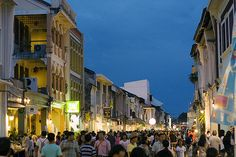 Fancy a day in Old Phuket Town?