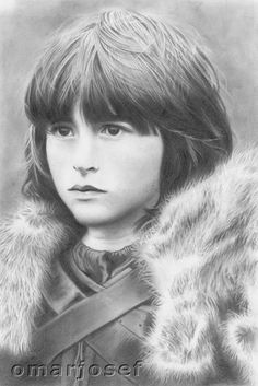 Bran Stark One of my favorite characters of the Game of Thrones series