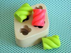 Molde de Silicone Marshmallow- Arte de Modelar
